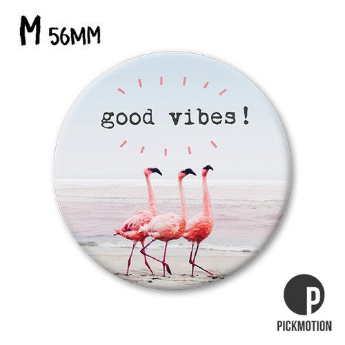 Magneetti - Flamingot, Good vibes