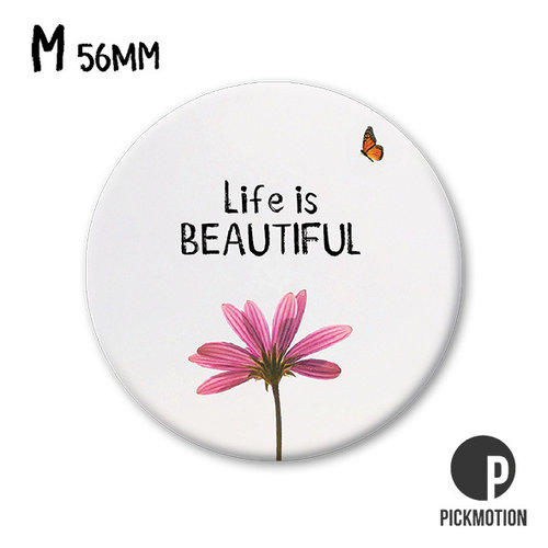 Magneetti - Kukka, Life is beautiful