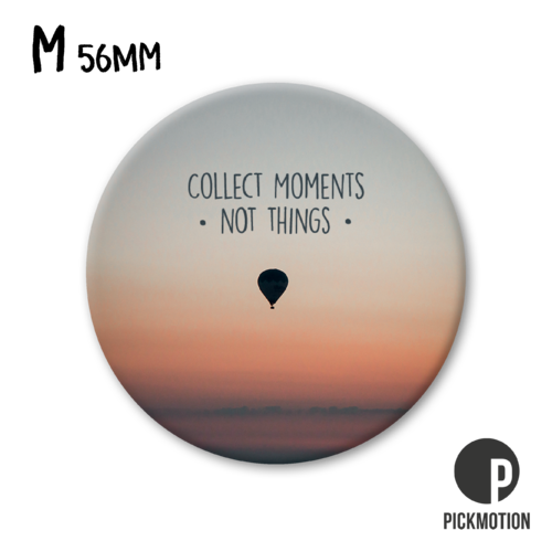Magneetti - Collect moments not things