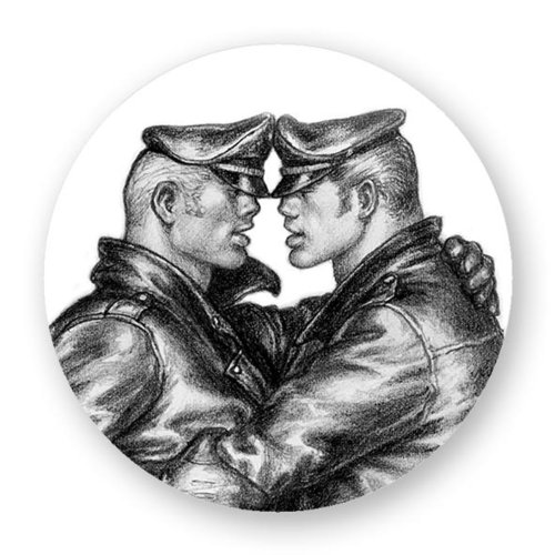 Magneetti Tom of Finland - miehet
