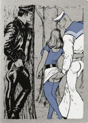 Vihko A5 Tom of Finland