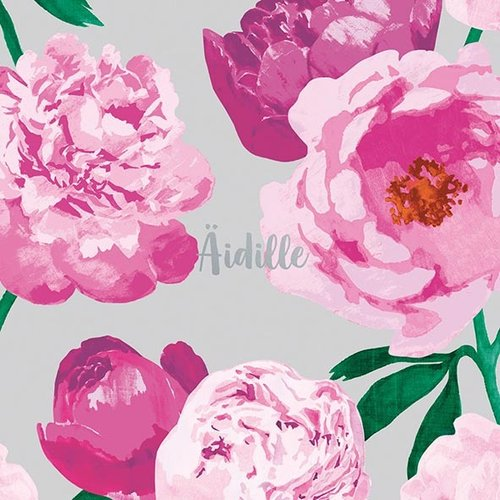 Greeting Card Pentik - Peony For Mom