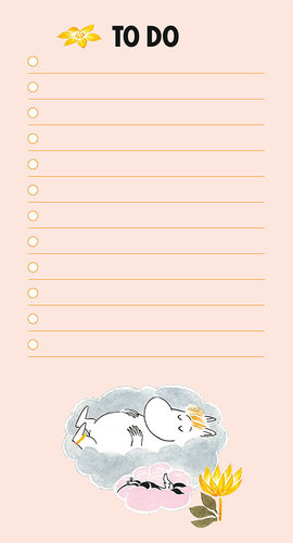 To-Do List Moomin - In the Clouds