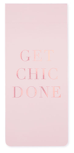 To-Do List Go Stationary - Get Chic Done