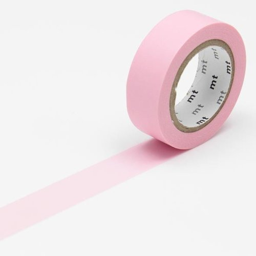 MT masking tape - rose pink