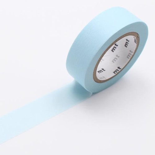 MT masking tape, pastel powder blue