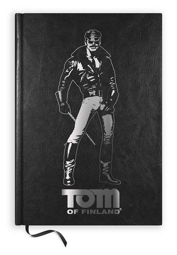 Muistikirja A5 Tom of Finland - TOF 100