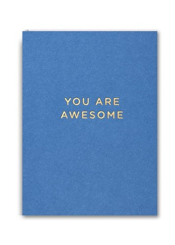 Pikkukortti Lagom - You are awesome