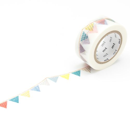 MT masking tape, flag