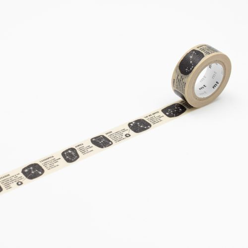 MT masking tape, constellation