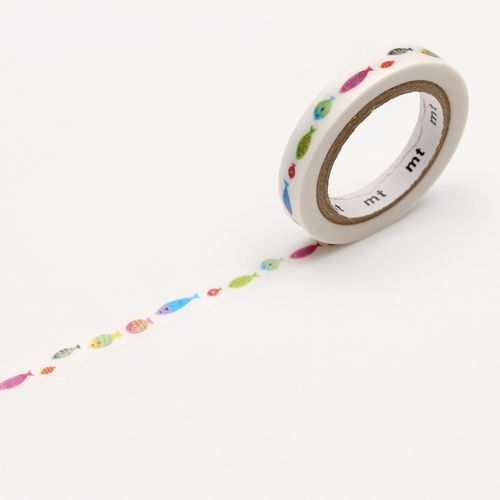 MT masking tape, fish line