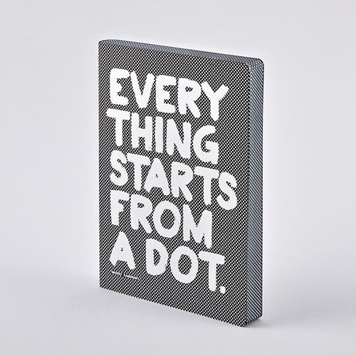 Nuuna Graphic L - Everything Starts From A Dot