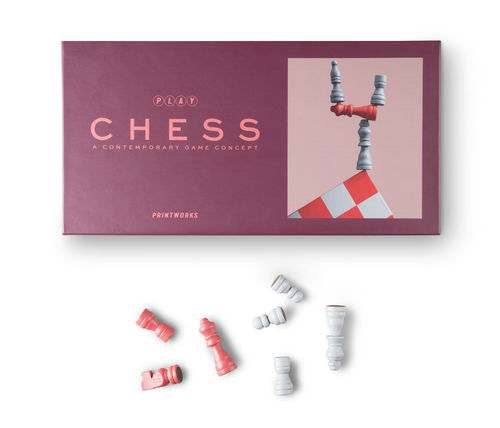 Printworks - Play Chess