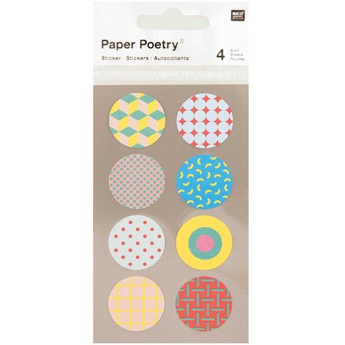 Tarrasetti Paper Poetry - Round 90s