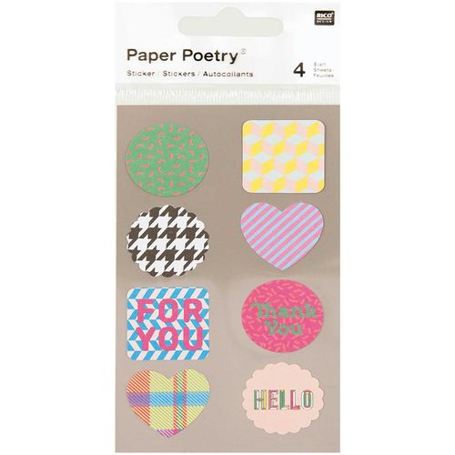 Tarrasetti Paper Poetry - Tags For You