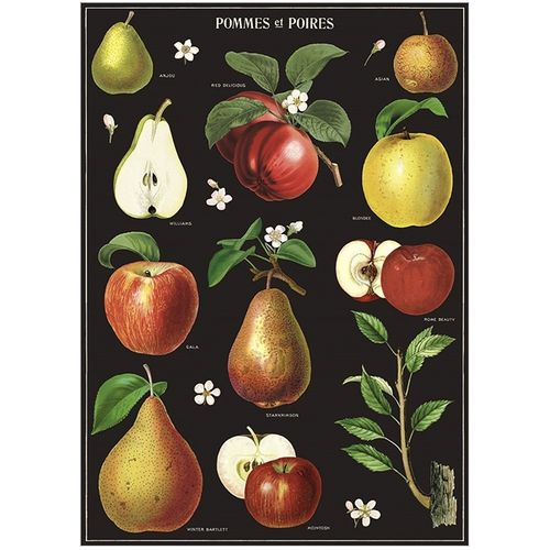 Juliste Cavallini - Apples & Pears