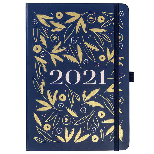 Diary A5 Busy B - To Do Diary 2021
