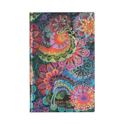 18-month Planner Paperblanks - Moonlight, Maxi Flexi 2021-2022